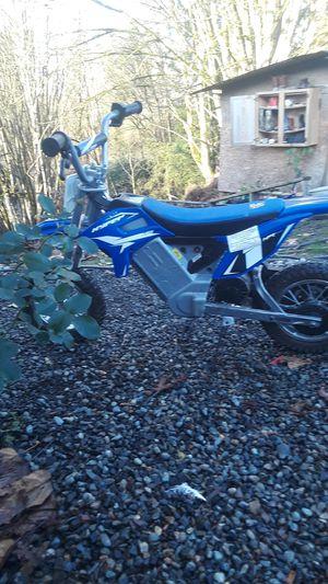 Electric dirt bike for Sale in Monroe, WA