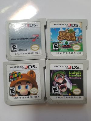 Nintendo 3DS / 2DS Games for Sale in Ontario, CA