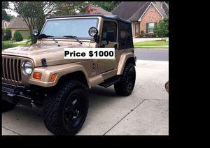 ֆ1OOO Jeep Wrangler for Sale in Santa Ana, CA