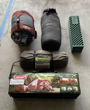 Camping gear: will sell separately or as a bundle for Sale in Seattle, WA