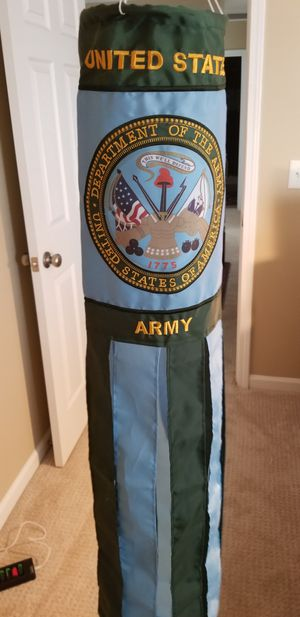 US Army decorative flag for Sale in High Point, NC