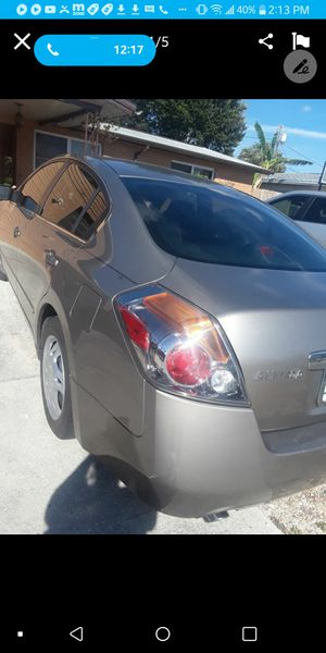 2008 nissan altima for Sale in Port Richey, FL