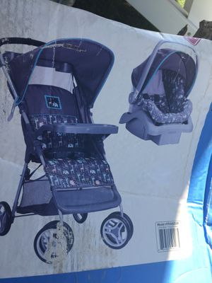 Baby stroller with car seat for Sale in Caldwell, ID