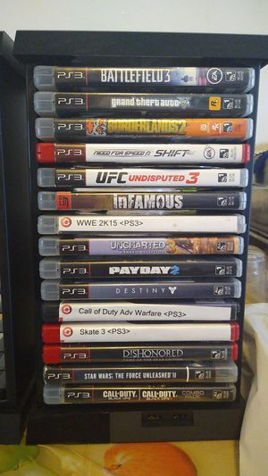 PS3 games for Sale in Pittsburg, CA