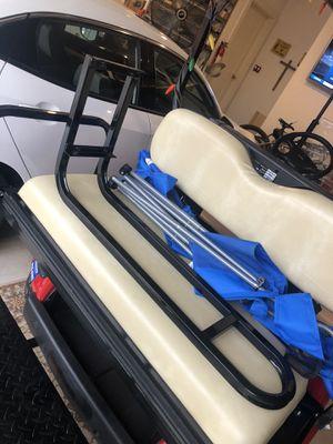 Madjax universal golf cart grab bar for Sale in Woodstock, GA
