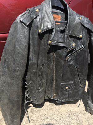 Chrome gear motorcycle jacket Xl for Sale in Portland, OR