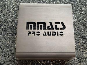 MMATS PRO AUDIO AMP (2000 WATTS) for Sale in Pembroke Pines, FL