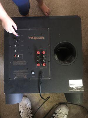 Home sub speaker for Sale in Riverside, CA