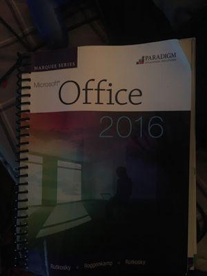 Microsoft office 2016 for Sale in Toms River, NJ