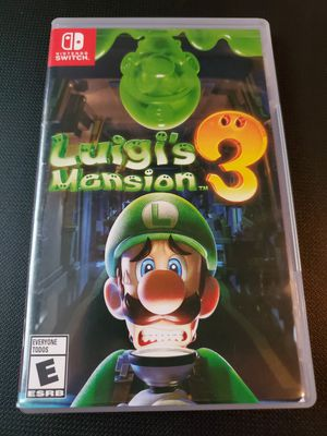 Luigi's Mansion 3 for Nintendo Switch for Sale in Grapevine, TX