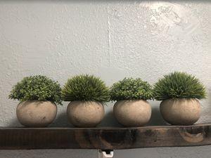 Artificial Topiary Mini Shrubs for Sale in Fontana, CA