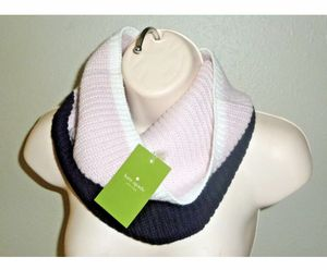Kate Spade Colorblock women's Pink/Black/Cream Scarf for Sale in Lake Oswego, OR