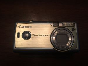 Canon Powershot A400 Digital Camera for Sale in Ridgefield, WA