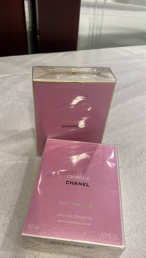 Chanel Chance Perfume - 50ml for Sale in Orange, CA
