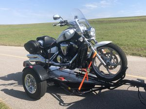 Yamaha Star Stryker 1300 only 1338 miles for only $4,900! for Sale in Sarasota, FL