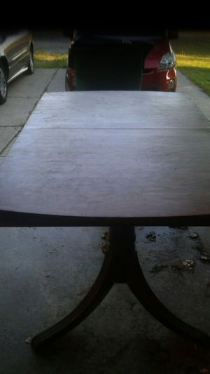 Vintage wood dining table for Sale in Bay City, MI