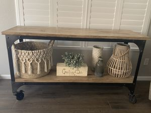 Pottery Barn Console/Entryway Table for Sale in Phoenix, AZ