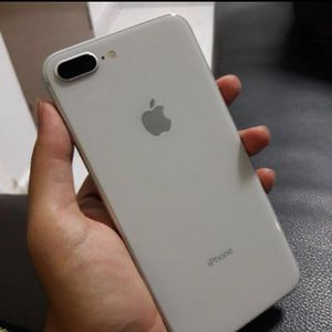 iPhone 8 Plus Silver - unlocked for any carrier for Sale in Providence, RI