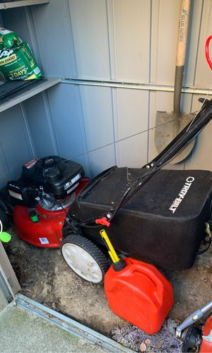 Troy Bilt Lawnmower TB240 Barely Used since bought in 2016 for Sale in Flower Mound, TX