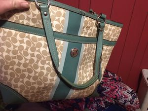 AUTHENTIC Coach Bag for Sale in San Carlos, AZ