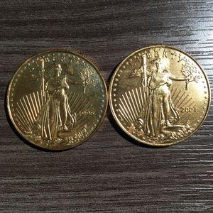 1oz Gold American Eagle Coin for Sale in Daytona Beach, FL