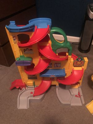 Little people Car playset for Sale in Ruckersville, VA