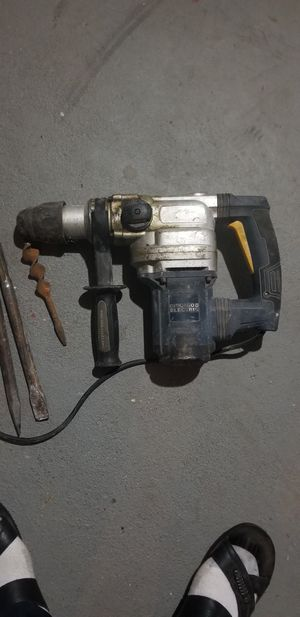 Drill hammer for Sale in Highland Park, MI