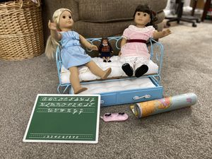 American girl doll collection for Sale in MAYFIELD VILLAGE, OH