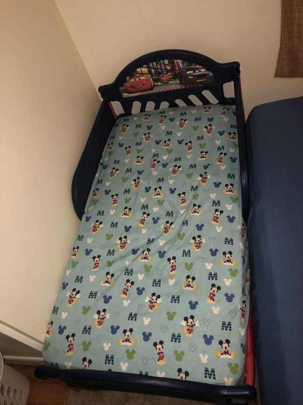 Used children bed