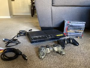Play Station 3 and 10 games for Sale in Santa Ana, CA