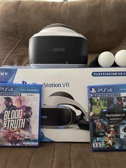 PS4 VR for Sale in Alpharetta,  GA