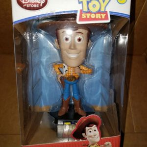 Disney Toy Story Woody Talking Bobblehead for Sale in Philadelphia, PA