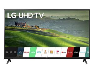 """LG - 49"""" LED 4K UHD Smart TV (Used - Like New) for Sale in St. Charles, IL"""