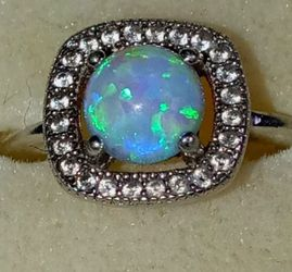 Beautiful Opal Ring for Sale in West Valley City,  UT