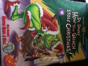 How the grinch stole christmas! for Sale in Hialeah, FL