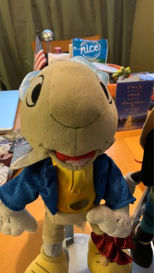 Disney Epcot stuffed animals for Sale in Egg Harbor Township, NJ