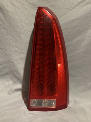 06-11 CADILLAC DTS PASSENGER RIGHT REAR TAILLIGHT BRAKE LAMP ASSEMBLY 15858152 C for Sale in Brownstown Charter Township, MI