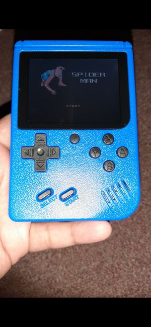 Game player blue for Sale in Harlingen, TX