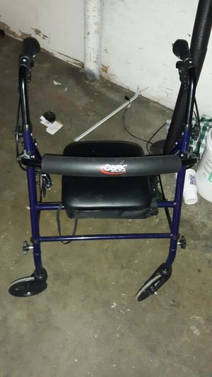 Walker with seat for Sale in Smyrna, TN
