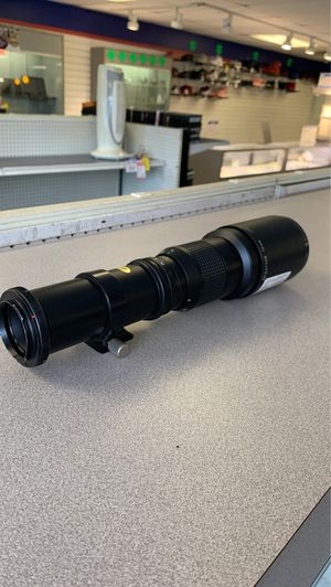 Spiratone camera lens for Sale in Houston, TX
