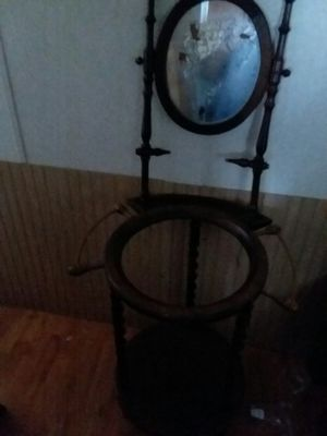 VEBTAGE Pitcher and bowl stand for Sale in Johnson City, TN