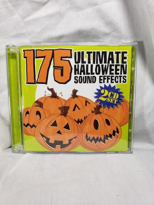 175 ultimate Halloween sound effects for Sale in Zanesville, OH