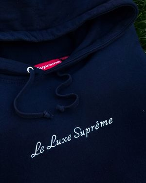 Supreme Hoodie Le Luxe for Sale in Long Beach, CA