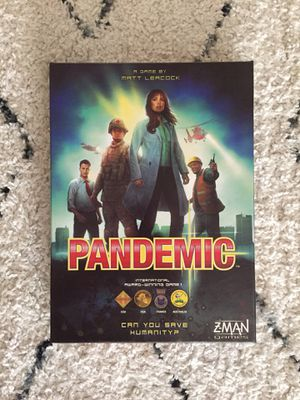 Pandemic for Sale in Pasadena, CA