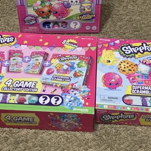 Shopkins Game Must Sell Today! for Sale in Fontana, CA