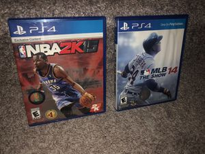 (3) PS4 Games for Sale in Fort McDowell, AZ