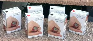 Pulse Plus Health Rate Ring take all for Sale in Alhambra, CA