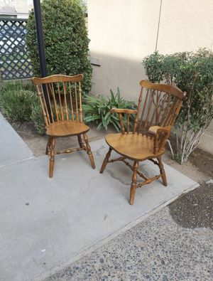 Furniture chairs for Sale in Fresno, CA
