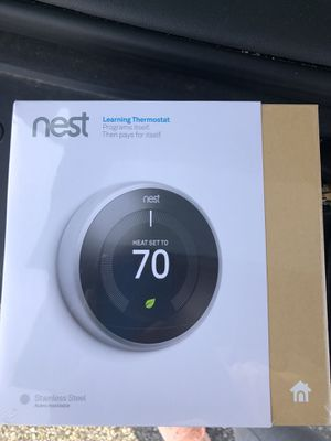 Nest thermostat for Sale in Silver Spring, MD