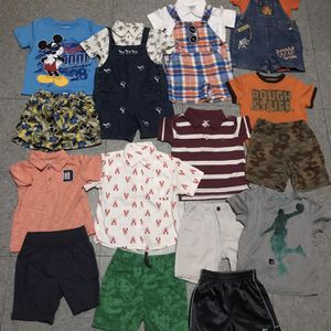 Baby Boy Summer Clothes Size 18/24 Months for Sale in Whittier, CA